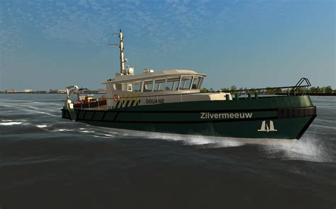 Ship Simulator Extremes by Shipsim Ship Simulator Extremes Customs Vessel Dlc