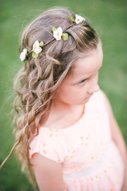 Country Wedding Decor Ideas by 21 Super Cute Flower Hairstyle Ideas To Make