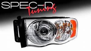 Specdtuning Demo Video  2002