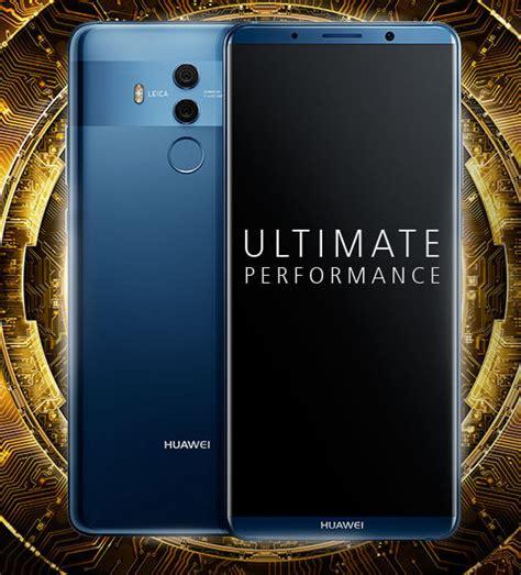 Huawei Mate 10 Pro Con 128 Gb Y 6 Gb En Ram Llega A México