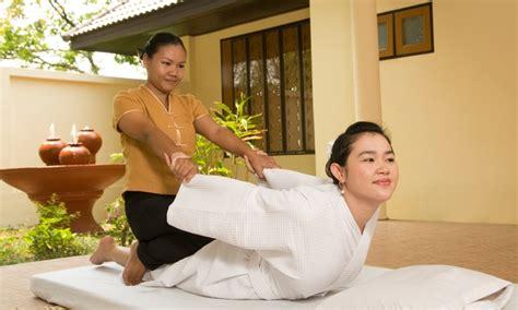 Thai Massages 2hands2feet Groupon