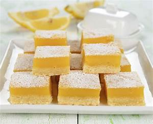 Lemon Brownies (4 5/5)