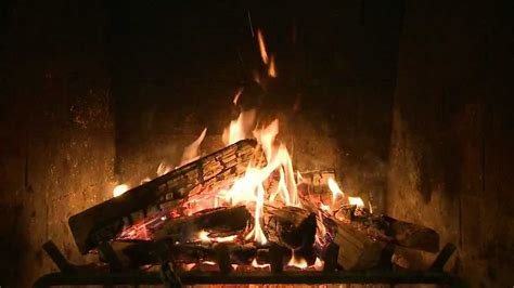 holiday yule log fireplace video  creativelive youtube