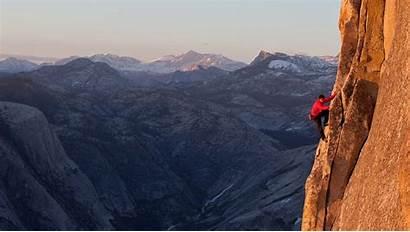 Cliff Hanger Climbing Populous