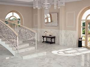 Carrelage Marbre Salon - Maison Design - Edfos.com