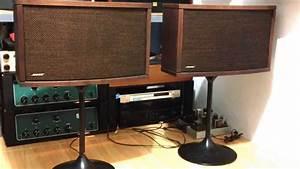 Test Bose 901 Series Iv