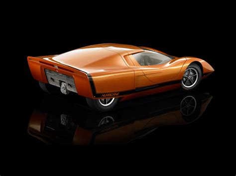 1969 Holden Hurricane Concept Restored Rear Angle Top