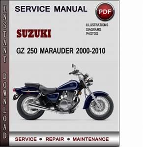 Suzuki Gz 250 Marauder 2000