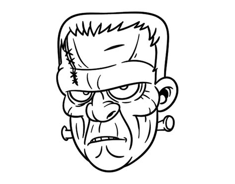 frankenstein coloring pages frankenstein coloring page coloringcrew