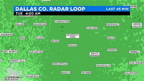 Dallas County Radar – CBS Dallas / Fort Worth