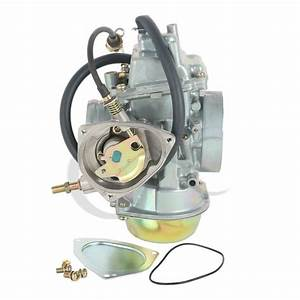Zinc Alloy Carburetor Carb Fuel Parts For Yamaha Grizzly
