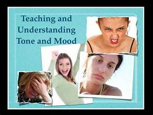 Teaching Tone And Mood