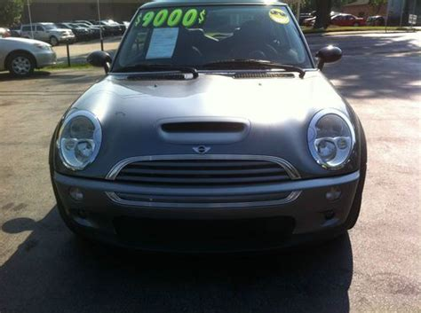 all car manuals free 2003 mini cooper parental controls find used 2003 mini cooper s manual trans sunroof one owner grey w black leather in