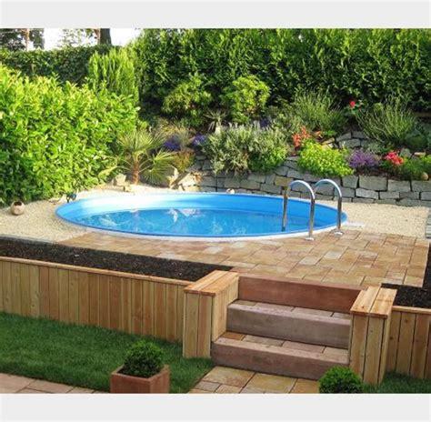 Swimmingpool Im Garten by Swimmingpool Im Garten 6 Budgetfreundliche Ideen Home