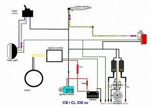 Cl 350 Minimal Wiring Diagram