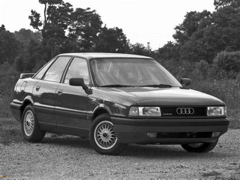 Photos Of Audi 90 Quattro Us Spec B3 19871991 1600x1200