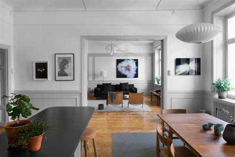 Style And Create Beautiful Stockholm Apartment Via style and create beautiful stockholm apartment via