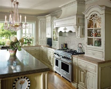 pin  kitchen design ideas  french country kitchens