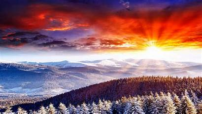 Sunrise Wallpapers Places Pc Summer Bsnscb Px