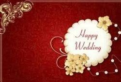 creative wedding card chrompet service provider  wedding cards  graphic designing service