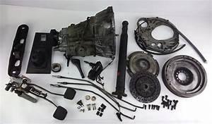 Mercedes Manual Transmission Conversion Kit For W123 Om616