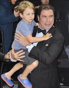John Travolta Son Benjamin Autistic Pictures to Pin on ...