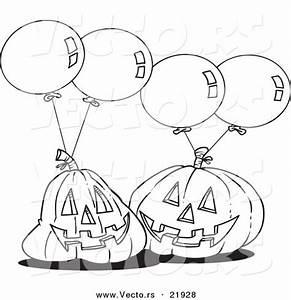 Halloween Balloons Clipart (33+)