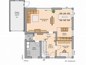 Grundriss 2 Familienhaus : familienh user in 2019 house plans ground floor floor ~ A.2002-acura-tl-radio.info Haus und Dekorationen