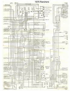 1976 Ranchero Wiring Diagram