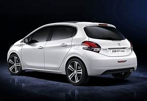 Photo Peugeot 208 : peugeot 208 gt line 2015 une nouvelle finition au look de gti photo 3 l 39 argus ~ Gottalentnigeria.com Avis de Voitures