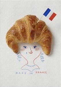 Made in france marie antoinette croissant funny humour ...