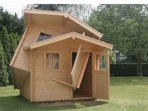 Construire Cabane De Jardin : faire un abri de jardin les cabanes et construire cabanon ~ Zukunftsfamilie.com Idées de Décoration