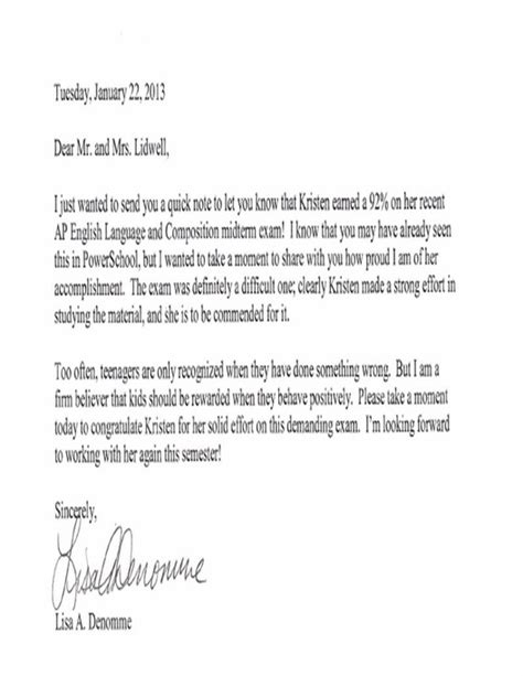 national honor society reference letter cover letter