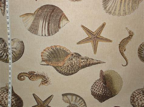 Seahorse Seashell Fabric- New White Tile Kitchen Floor Appliances Nyc Mirror Tiles Backsplash Lebanon Discount Lighting Big Island Ideas Appliance Repair Kitchener New Retro
