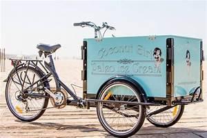 Marketing, Distribution, Vending Trikes Custom Cargo Bikes