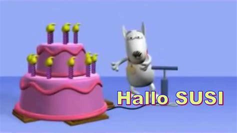 happy birthday susi youtube