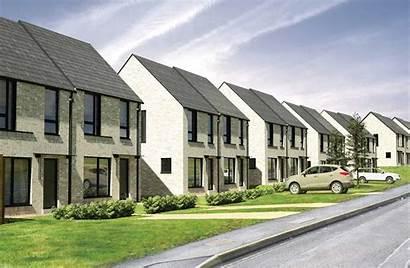Housing Infill Castlemilk Gha Latest Ahead Press
