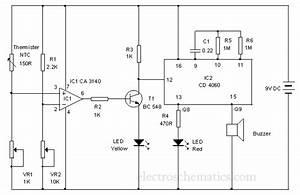 Cold Sensor Circuit