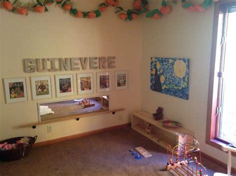 Montessori Bedroom, Montessori Pull Up Bar, Montessori Low