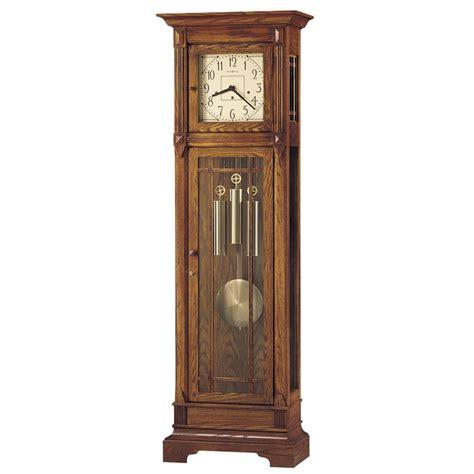 howard miller curio cabinet clock howard miller grandfather clock greene 610804