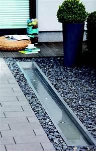 Wasserlauf Garten Modern : oase edelstahl bachlaufschale auslauf oase wasserspiele wasserspiele oase ~ Markanthonyermac.com Haus und Dekorationen