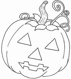 Dessin Facile Halloween : dessin d halloween colorier ~ Melissatoandfro.com Idées de Décoration