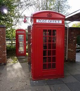 A Visual History Of The British Telephone Box  U2013 Museum Crush