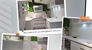 meubler une petite cuisine tablette murale pliante With meubler une petite cuisine