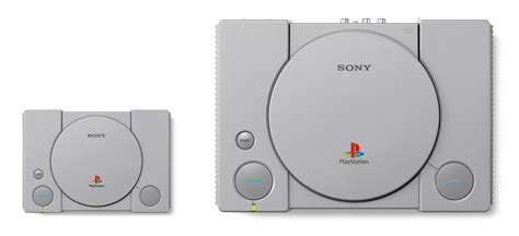 Playstation Classic, A 0 Mini Ps1 With 20 Games, Coming
