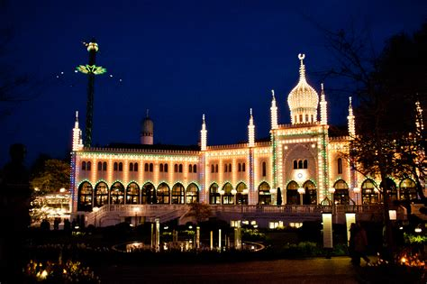 Tivoli Gardens - Theme Park in Copenhagen - Thousand Wonders