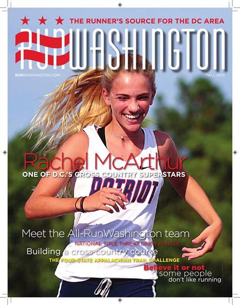 issu magazine runwashington magazine fall 2015 by runwashington magazine issuu