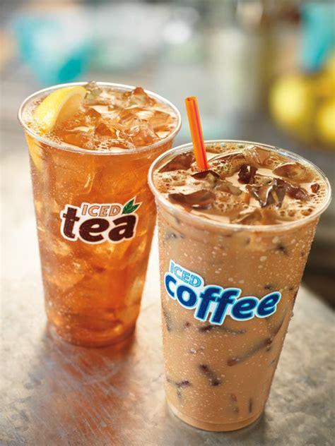 A fda ref # fda reg # s&d coffee inc. Iced Coffee or Iced Tea | Dunkin'