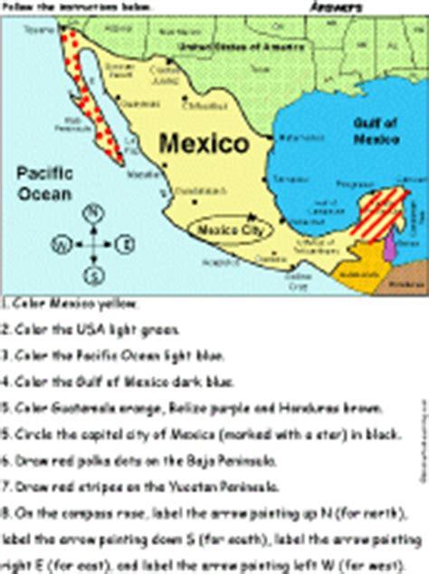 mexico map zoomschool