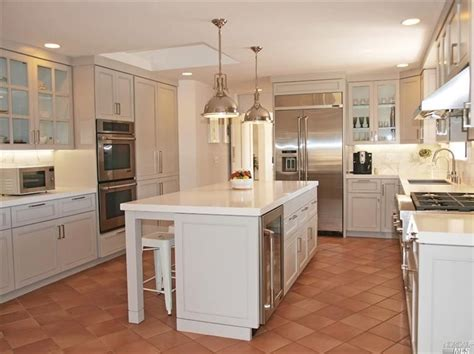 terracotta tiles in kitchen contemporary kitchen with terracotta tile floors terra 6035